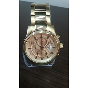 2de597ef9eba6 Relógio Guess Steel Feminino - Relógios De Pulso no Mercado Livre Brasil