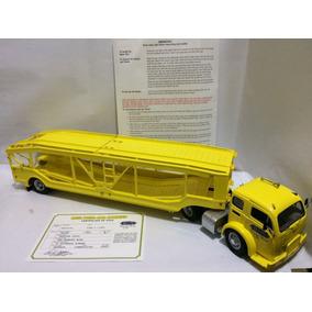 Miniatura Four-car Carrier 1952 1/24 The Danbury Mint