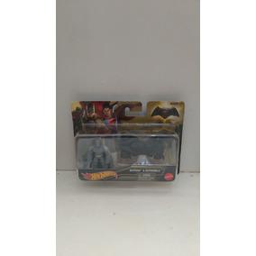 Carrinho Hot Wheels Batman Mattel 2015 Dc316