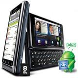 Motorola A953 Milestone 2 -android, 5.0 Mp, Wi-fi De Vitrine