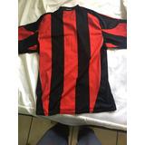 Camiseta Oficial Milan 2011