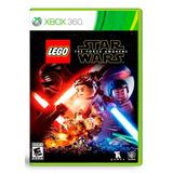 Lego Star Wars The Force Awakens Xbox 360 Nuevo Envio Od.st