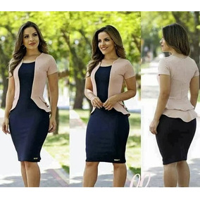 Vestidos Femininos Evangélicos Tubinho Roupas Femininas Moda