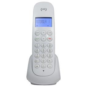 Telefone Motorola Moto700w Sem Fio Digital Id. Cham. Branco