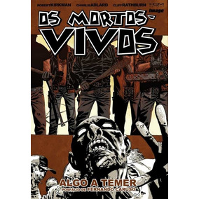 Hq - Walking Dead - Mortos Vivos - Vol.01-18 (novo)