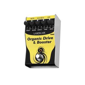 Pedal Landscape Organic Drive Booster Odb2 Overdrive