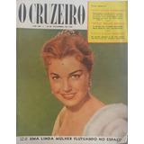 Revista O Cruzeiro 1955 Miss Minas Gerais Antiga E Raras