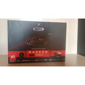 Xfx Rx 580 8 Gb Tarjeta Video Amd Black Edition