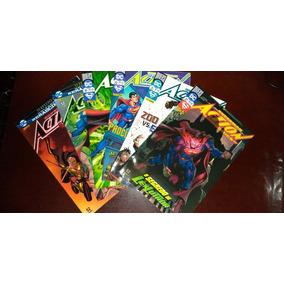 Dc Renascimento - Action Comics Vols 17 Ao 22
