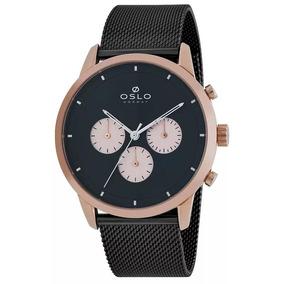 25708d5fcf9 Relogio Masculino Oslo - Relógios De Pulso no Mercado Livre Brasil