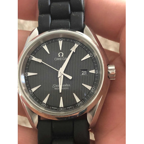 2347aa12864 Omega Aqua Terra - Relógio Omega Masculino no Mercado Livre Brasil