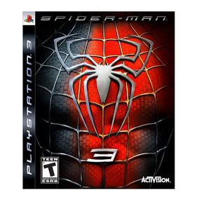 Spider-man 3 Ps3 - Mídia Física | Com Garantia Playgorila