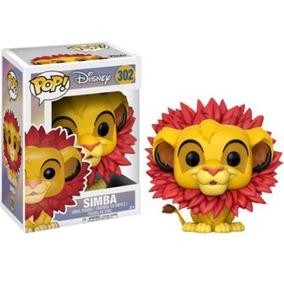 Lion King Simba Leaf Mane - Pop Vinyl