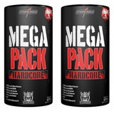 2x Mega Pack Hardcore (30 Packs) Integral Médica