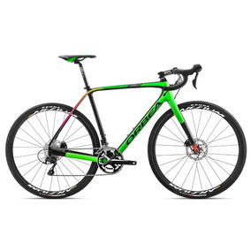 Bicicleta Ruta Orbea Terra M30-d -18 Rodado 28