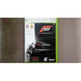 Jogo Forza Motorsport 3 Xbox 360 Original