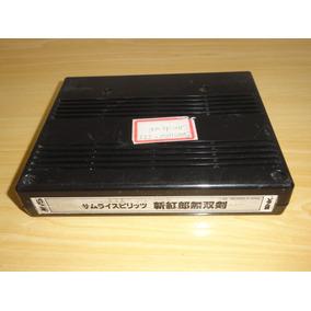 Neo Geo Mvs Samurai Shodown 3 Snk Arcade Fliperama