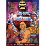 He Man Masters Of Universe Temp 1 & 2 (16 Discos) Dvd