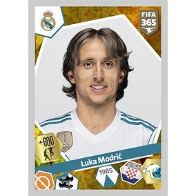 Figurinha Da Copa 2018 Modric
