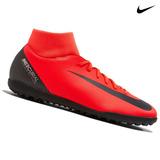 Zapatilla Nike Superfly 6 Club Cr7 Para Hombre - Rojo