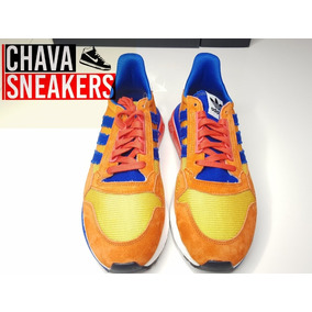 differently 88384 8165c Tenis Zx 500 Rm Dragon Ball Z - adidas Originals