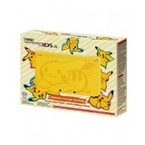 ..:: New Nintendo 3ds Xl Edicion Pikachu ::.. En Game Sale