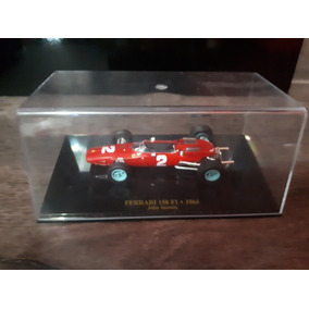 Mini F1 Surtess Ferrari 64 Ferrari Collection 1/43 Campeão