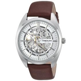 Reloj Kenneth Cole Caballero Automatico Kc50064002