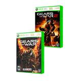 Gears Of War 1 O 2 Seminuevo! Xbox 360 Solo En Igamers C/u