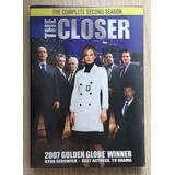 The Closer - Season 2 - Dvd Importado Lacrado