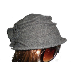 Sombrero Boina Chic Corte Ingles En Lana Ajustable Y Comoda e1c760baa8b