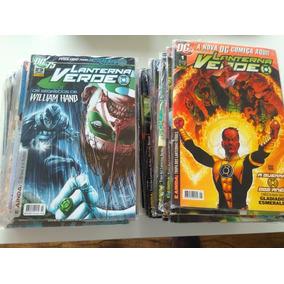 Coleção Dimensão Dc Lanterna Verde Completo