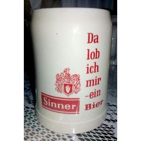 Caneco Chopp Importado - Sinner Bier