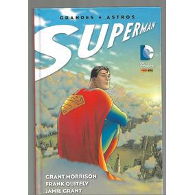 Grandes Astros - Superman - Encadernado - Panini -