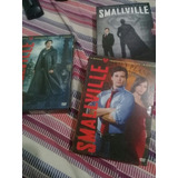3 Últimas Temporadas Smallville 8,9 & 10 Originais E Impecá