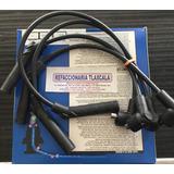 Juego Cables Atos 1.0 / 1.1 Todos Ngk Made In Brazil Premium