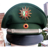 Gorra De Policia Nacional Alemania Renania Westfalia Norte 2321edb7386