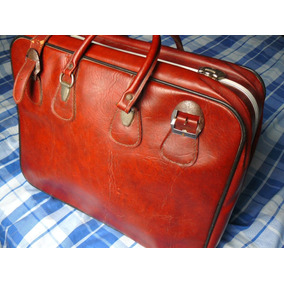 650d06880 Bolsa Vintage Couro - Bolsas Vermelho no Mercado Livre Brasil