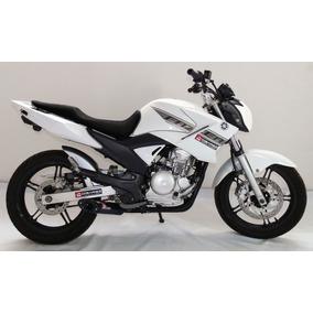 Escapamento Disarsz Yamaha Fazer 250 Até 2017 Modelo R