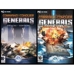 Command Conquer Generals - Jogos para PC no Mercado Livre Brasil 97619bb5c7