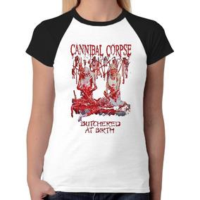 Blusa Cannibal Corpse - Camisetas e Blusas no Mercado Livre Brasil 5d7ffd4f1cf