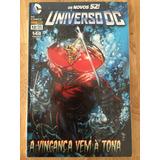 Dc Comics Os Novos 52! Universo Dc Nº 12 - Novo Lacrado!!!