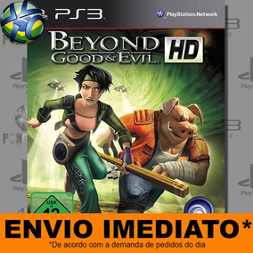 Beyond Good & Evil Ps3 - Midia Digital Psn | Envio Imediato