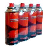 Pack De 4 Cartuchos De Gas Butano 227gr Linea Nueva