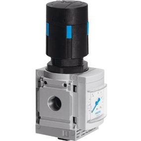 Regulador De Presión Aire Comprimido Festo Ms4-lr-1/4-d7-as