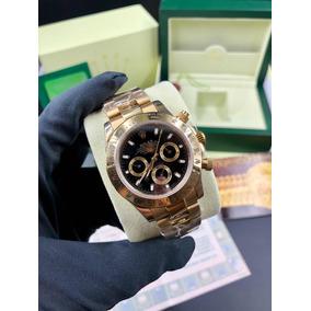 3839624082f Rolex Replica Gold Premium - Joias e Relógios no Mercado Livre Brasil