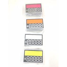 Etiqueta Preço Pvc. 5 X 3,5 C/50un Kit 4*