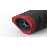 Supressor / Silenciador Fake Airsoft (12cm)
