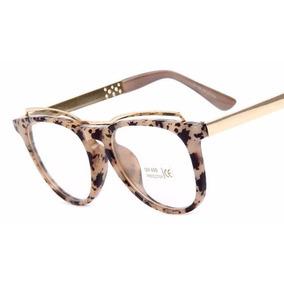 6781e3f366d6d Modelo De Oculos De Grau 2017 Armacoes - Óculos no Mercado Livre Brasil