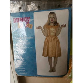 Vestido De Princesa Disfraz Para Niña Bungy Kids Variados